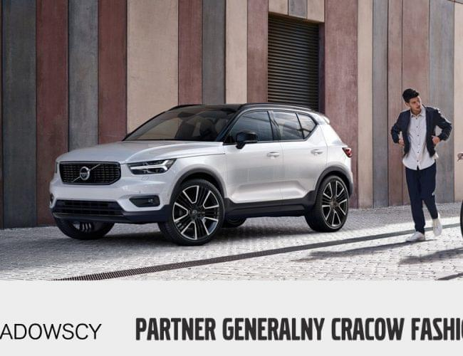 Volvo Wadowscy - Partner Generalny Cracow Fashion Week 2018